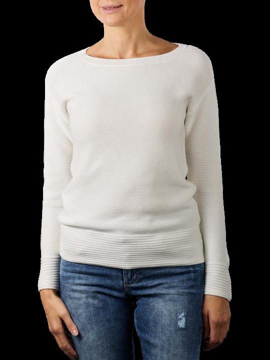 Yaya Sweater Boatneck Pullover