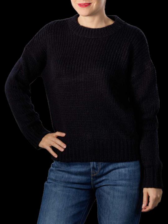 Maison Scotch Soft Knitted Crewneck Pullover