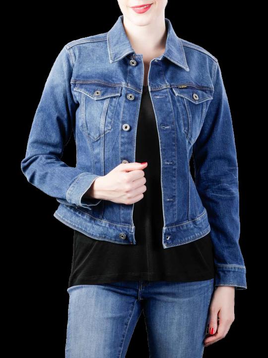G-Star 3301 Slim Jacket Stretch Denim