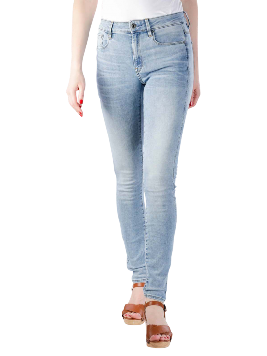 G-Star 3301 High Jeans Skinny Fit  Damen Jeans