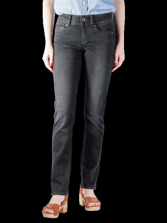 G-Star Midge Mid Straight Jeans Straight Fit