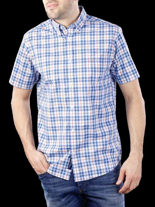 Gant Tp Bc Multi Check Reg BD Ss Shirt