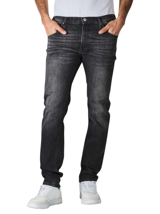Lee Daren Zip Fly Jeans Regular Straight Fit  Herren Jeans