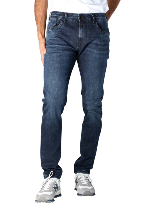 Pepe Jeans Stanley Drake 10Oz Jeans Tapered Fit  Herren Jeans