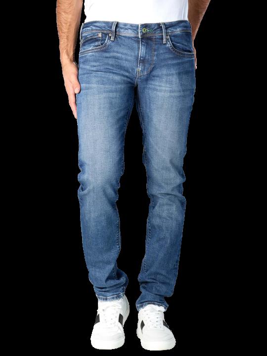 Pepe Jeans Hatch Wiser Wash Jeans Slim Fit  Herren Jeans
