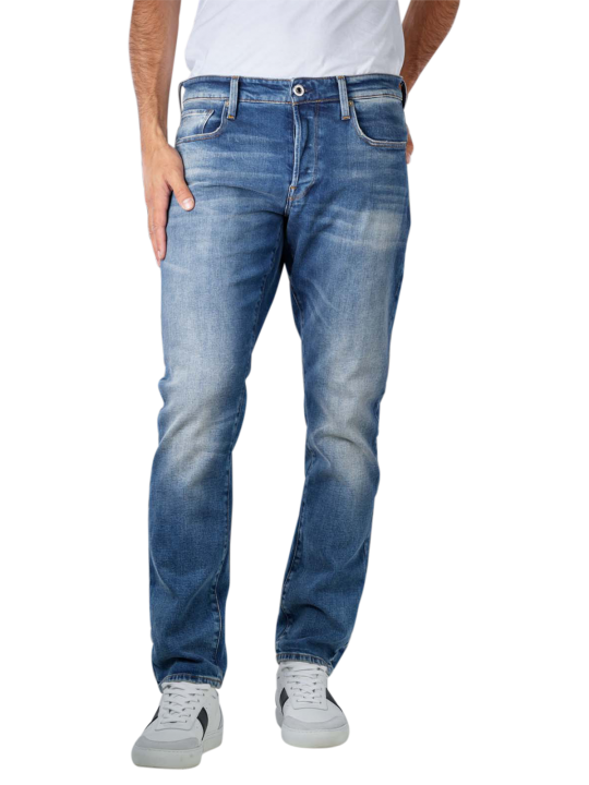 G-Star 3301 Straight Tapered Jeans Straight Fit