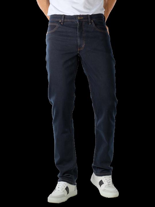 Lee Brooklyn Straight Jeans blue black  Damen Jeans