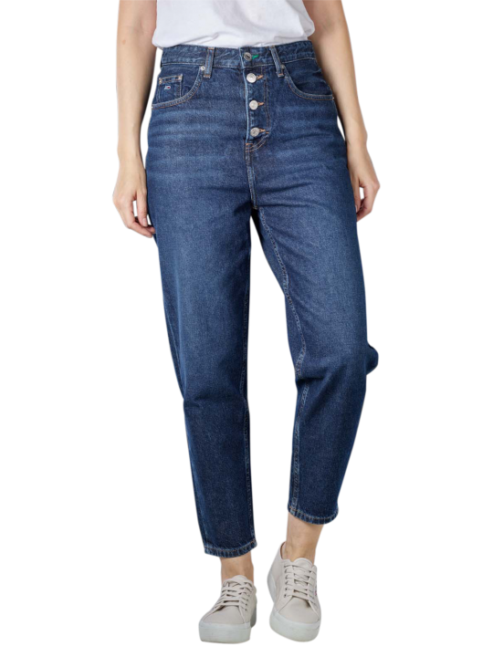 Tommy Jeans Mom High Rise Jeans Tapered Fit