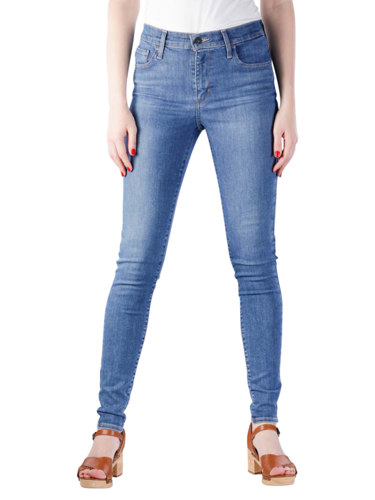 Levi's 720 High Rise Jeans Super Skinny Fit