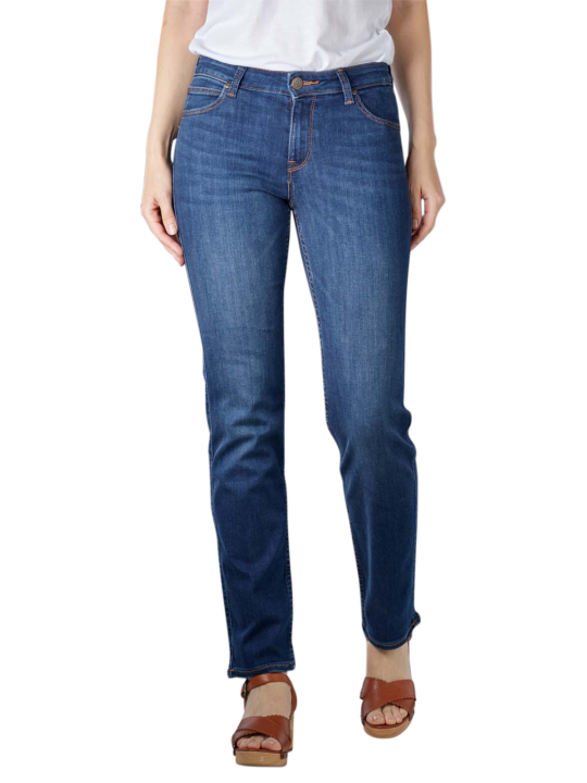 Lee Marion Jeans Straight Fit  Damen Jeans