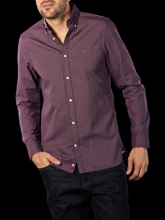 Tommy Hilfiger Slim Textured Multi Dobby Shirt