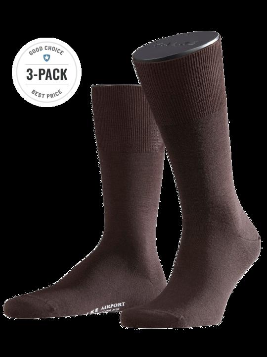 Falke Airport 3-Pack Socken