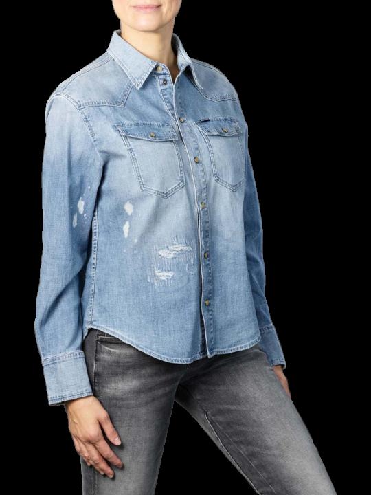 G-Star Western Denim Relaxed Shirt