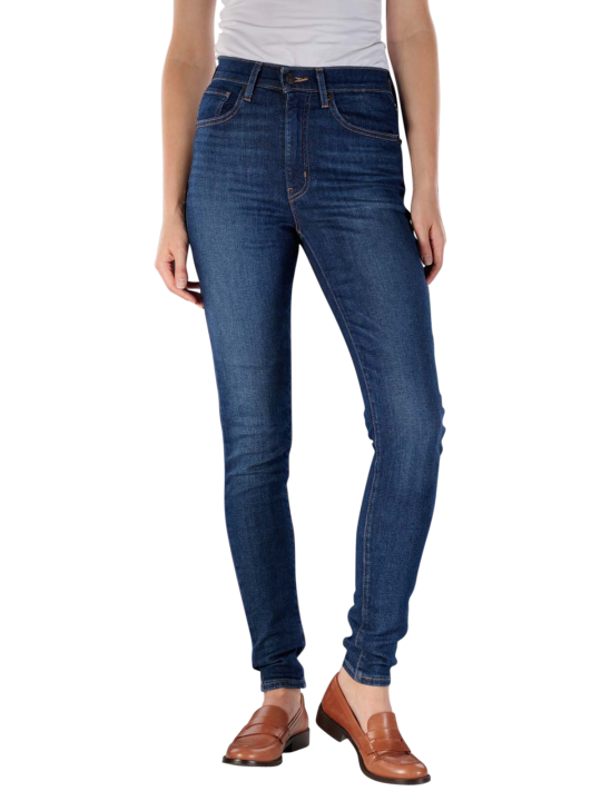 Levi's Mile High Super Skinny Fit  Damen Jeans