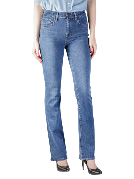 Levi's 725 High Rise Jeans Bootcut