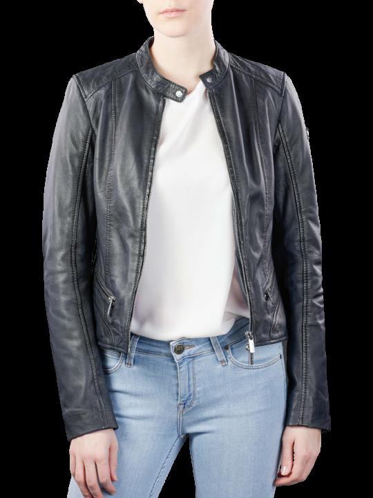 Milestone Deike Leather Jacket