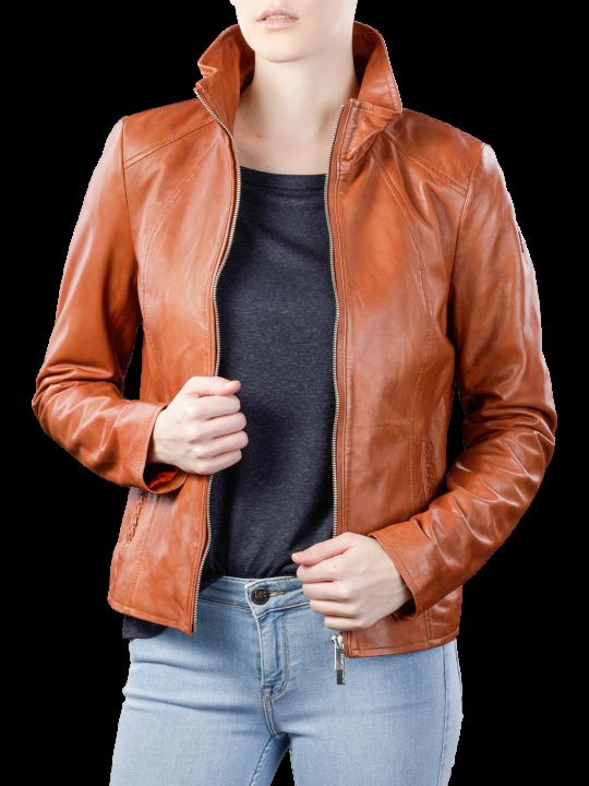Mile Dahlie Leather Jacket