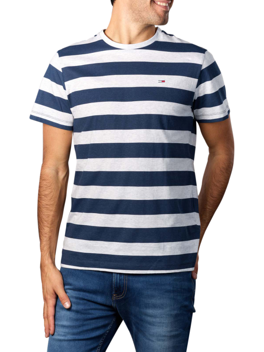 Tommy Jeans Heather Stripe T-Shirt