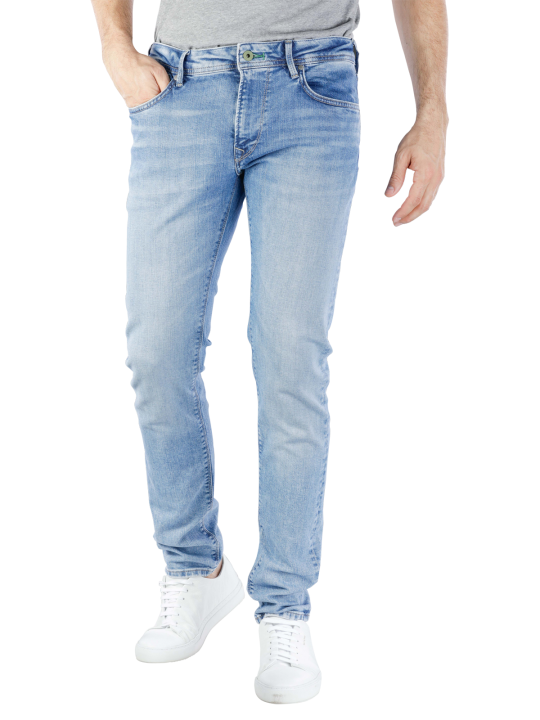 Pepe Jeans Stanley Wiser Wash Jeans Tapered Fit