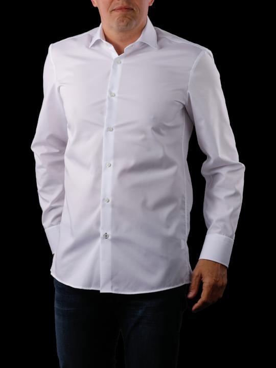 The Basics Shark Shirt Modern Fit Easy Care