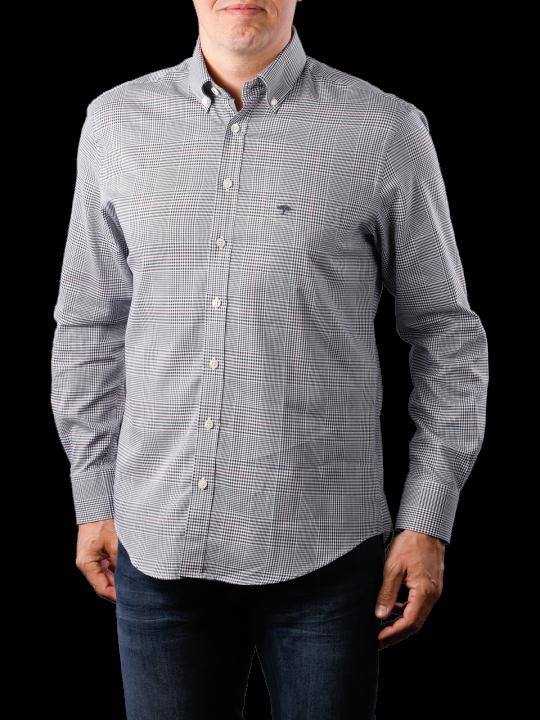 Fynch-Hatton Winter Twill Glencheck Shirt