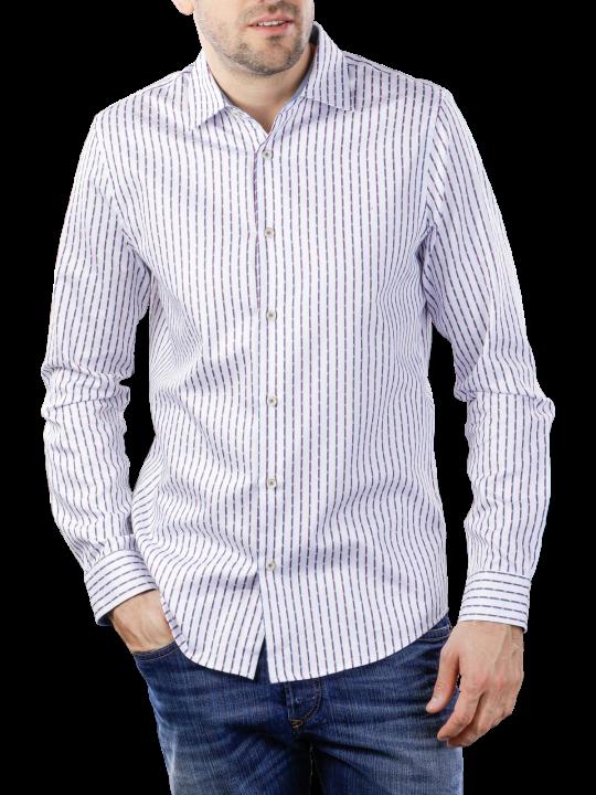 Vanguard Long Sleeve Shirt Stripe