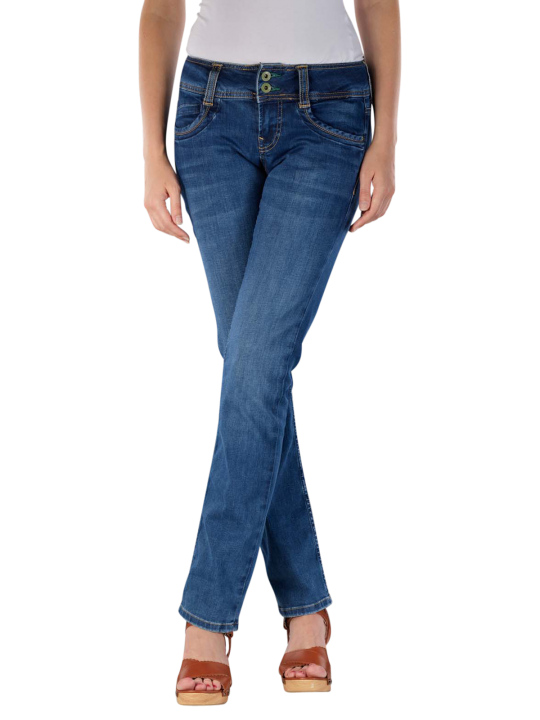 Pepe Jeans Gen Wiser Wash Jeans Straight Fit