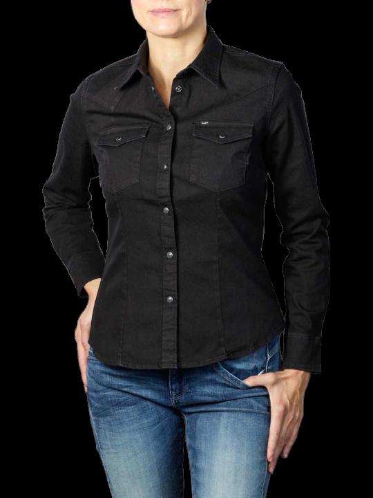 Lee Slim Western Shirt  Damen Bluse
