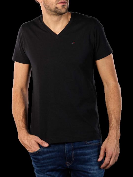 Tommy Jeans Original Jersey V-Neck T-Shirt