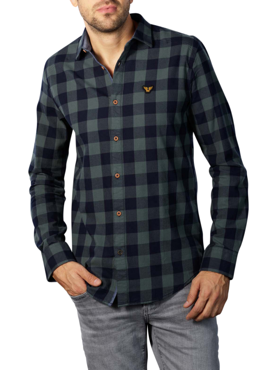 PME Legend Long Sleeve Twill Shirt