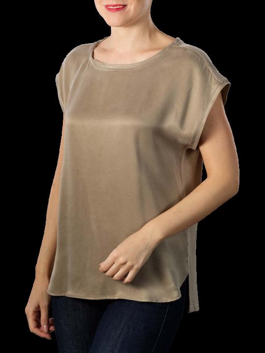 Yaya T-Shirt Rounded Hems