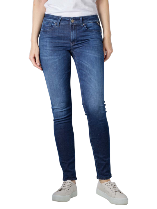 Replay Jeans Luz High Waist Skinny Fit