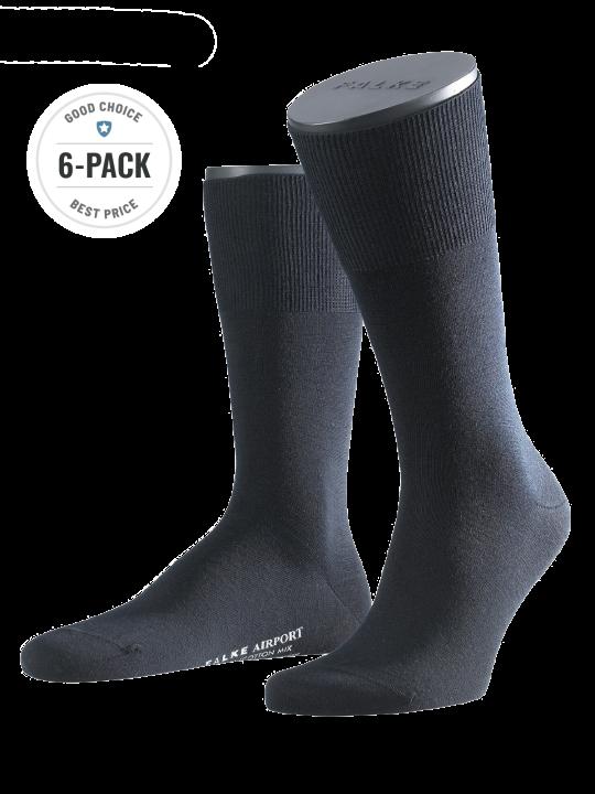 Falke Airport 6-Pack Socken