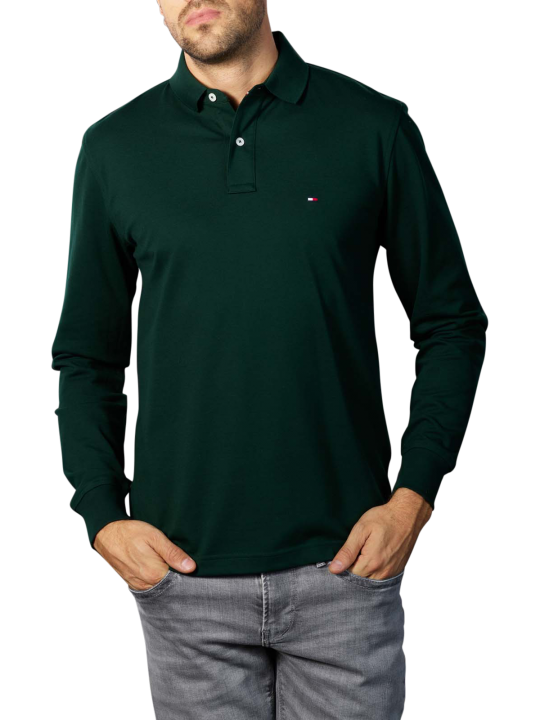 Tommy Hilfiger Long Sleeve Polo Regular Fit
