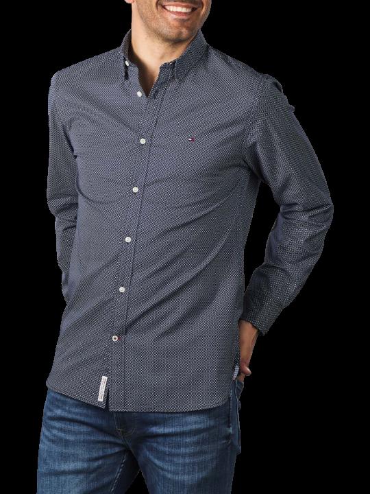 Tommy Hilfiger Flex Geo Floral Shirt