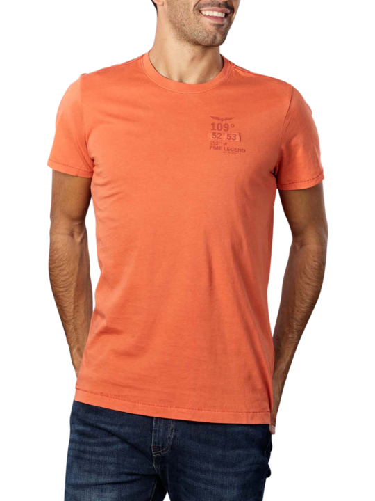 PME Legend Short Sleeve R-Neck Jersey