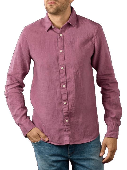 Scotch & Soda Linen Regular Shirt