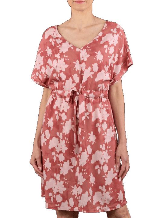 Yaya Beltet Dress Floral Print