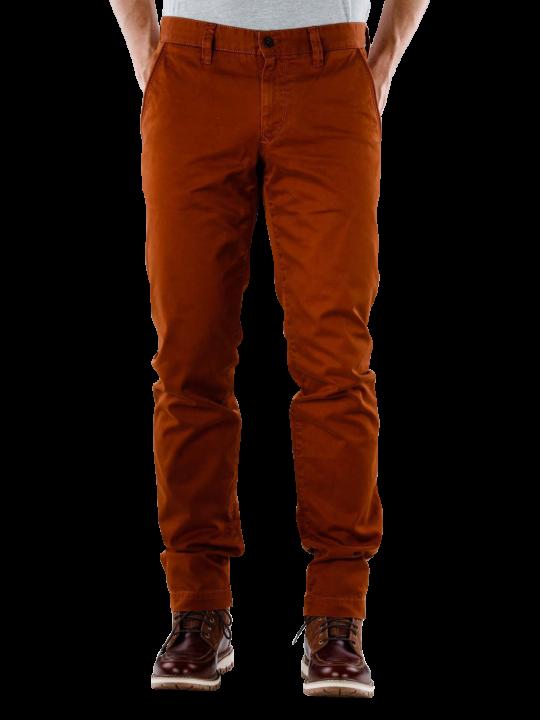 Alberto Lou Pima Cotton Pant Regular Slim Fit