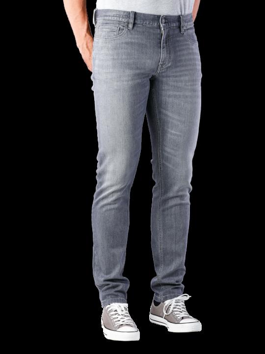 Alberto Slim Jeans Dynamic Superfit grey  Herren Jeans