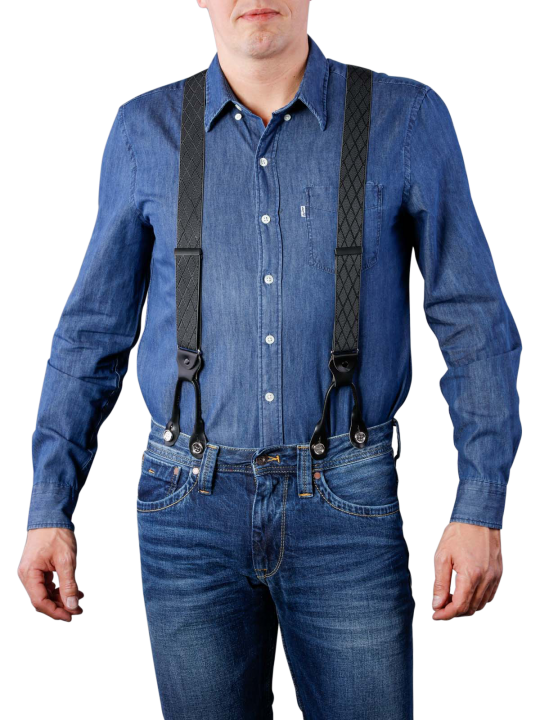 Henry Suspenders By Basic Belts