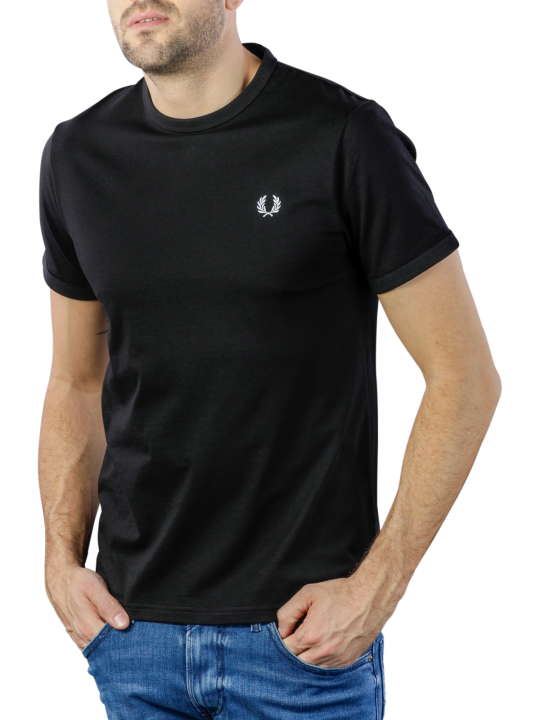 Fred Perry Ringer T-Shirt Regular Fit