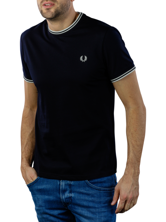 Fred Perry Twin Tipped T-Shirt Regular Fit