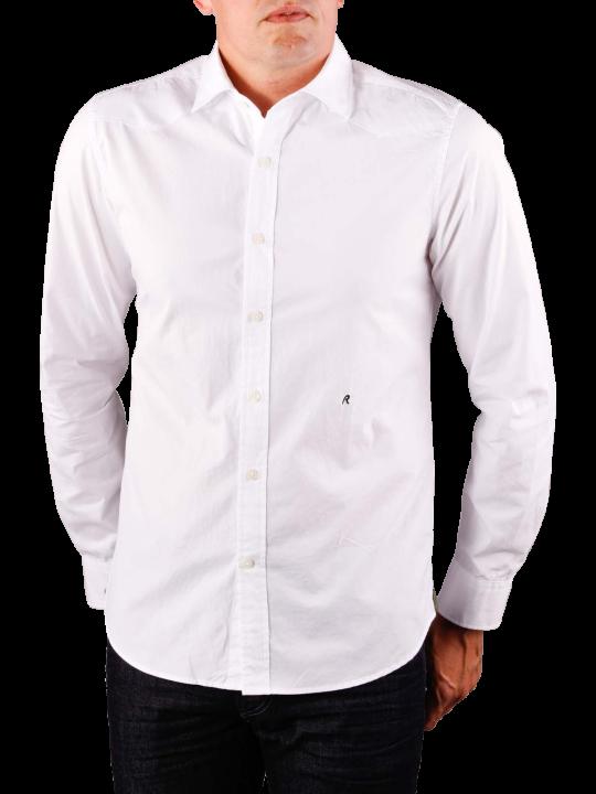 Replay Cotton Shirt