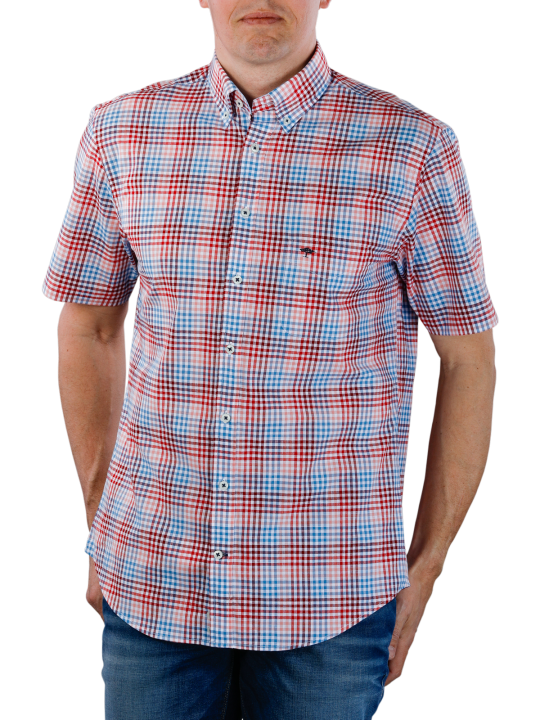 Fynch-Hatton Coloured Combi Shirt