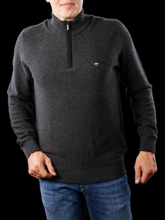 Fynch-Hatton Troyer Zip Sweater