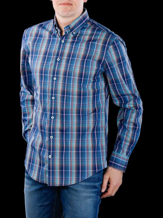 Fynch-Hatton Multicolour Story Shirt