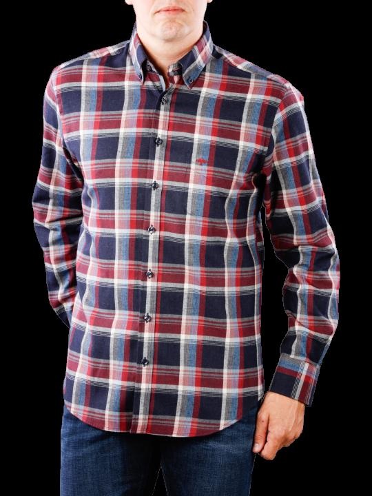 Fynch-Hatton Shirt Flannel Fond Shirt