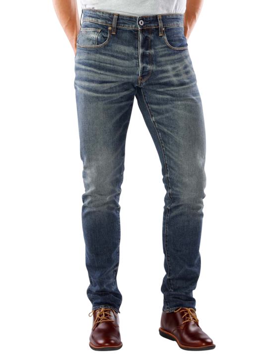 G-Star 3301 Tapered Jeans Tapered Fit
