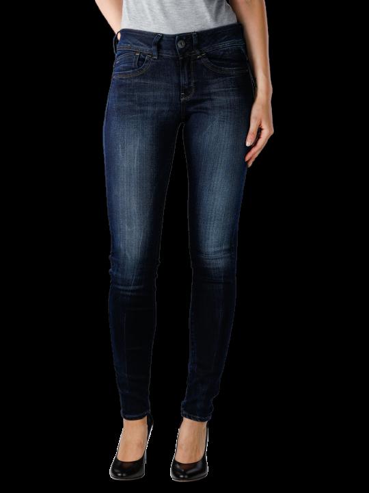G-Star Lynn Mid Skinny Slander Superstretch Jeans